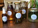 Pflanzenauszüge: Öle, Essige, Wein, Mazerate, Tees, Tinkturen (BASIS-MODUL)