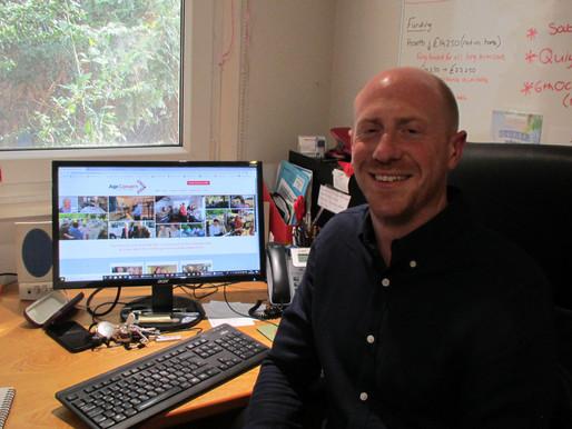 Shiny new website for Age Concern MRR