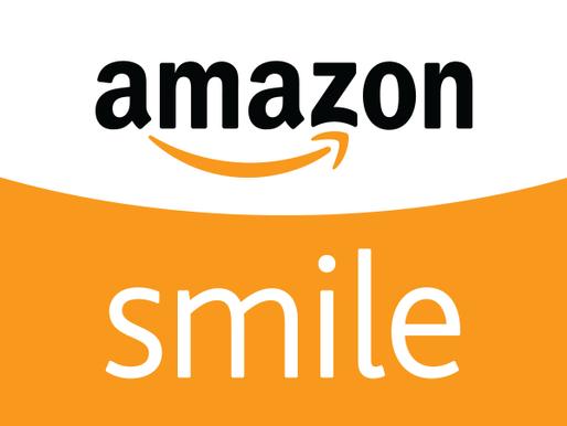 Smile with Amazon