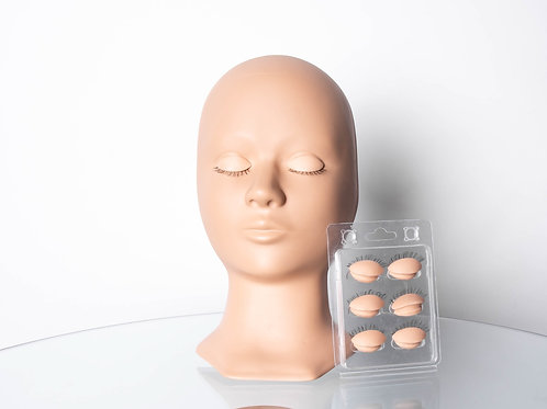 Advanced Training Mannequin Head Combo Pack