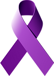 Purple-Ribbon-Transparent-Background-PNG