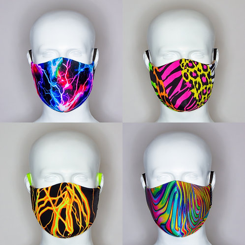 Face Mask-Psychedelica