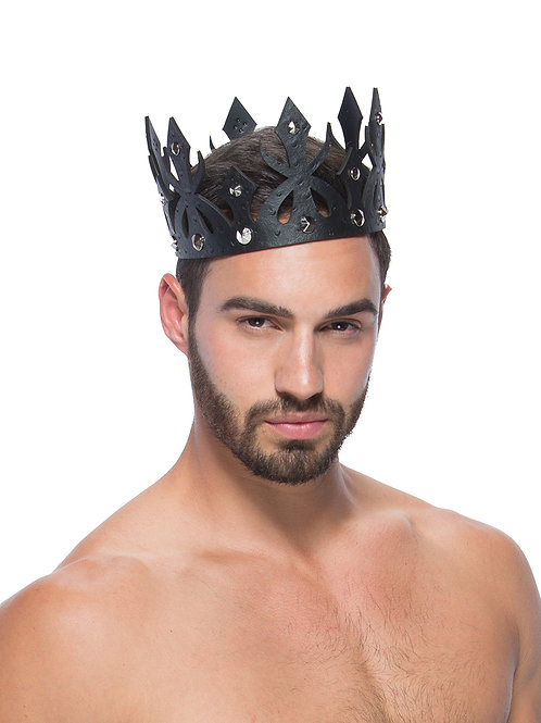 The Gothika Crown (Studded)