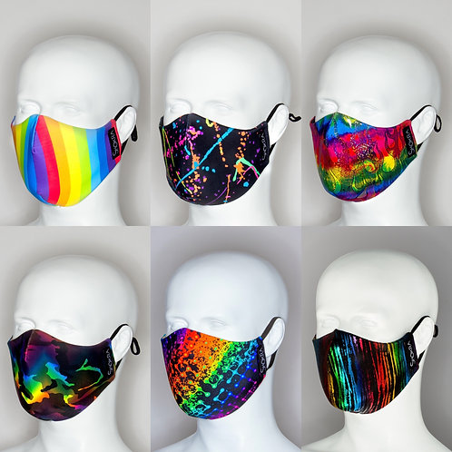 Face Mask-Rainbow