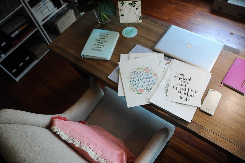 Stock Desks with Paintings.jpg