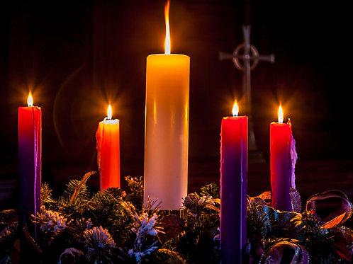 December 8, 2021 Advent Day of Prayer