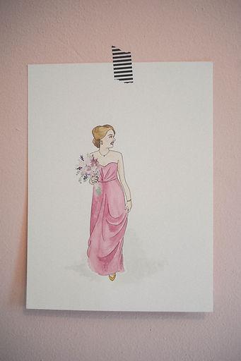 Bridal Bridesmaid in Pink 8x10.jpg