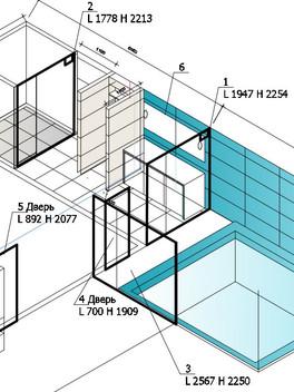 Ремонт 2-ух этажной квартиры