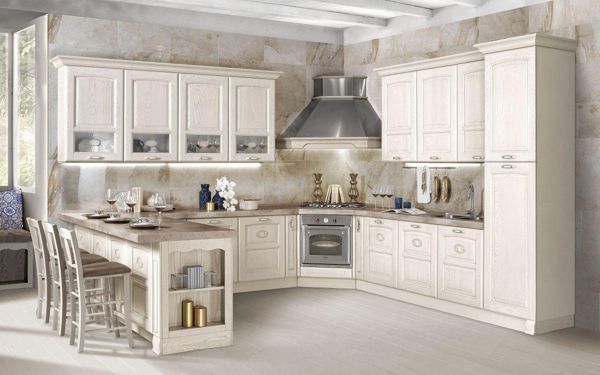 Klassiset keittiöt