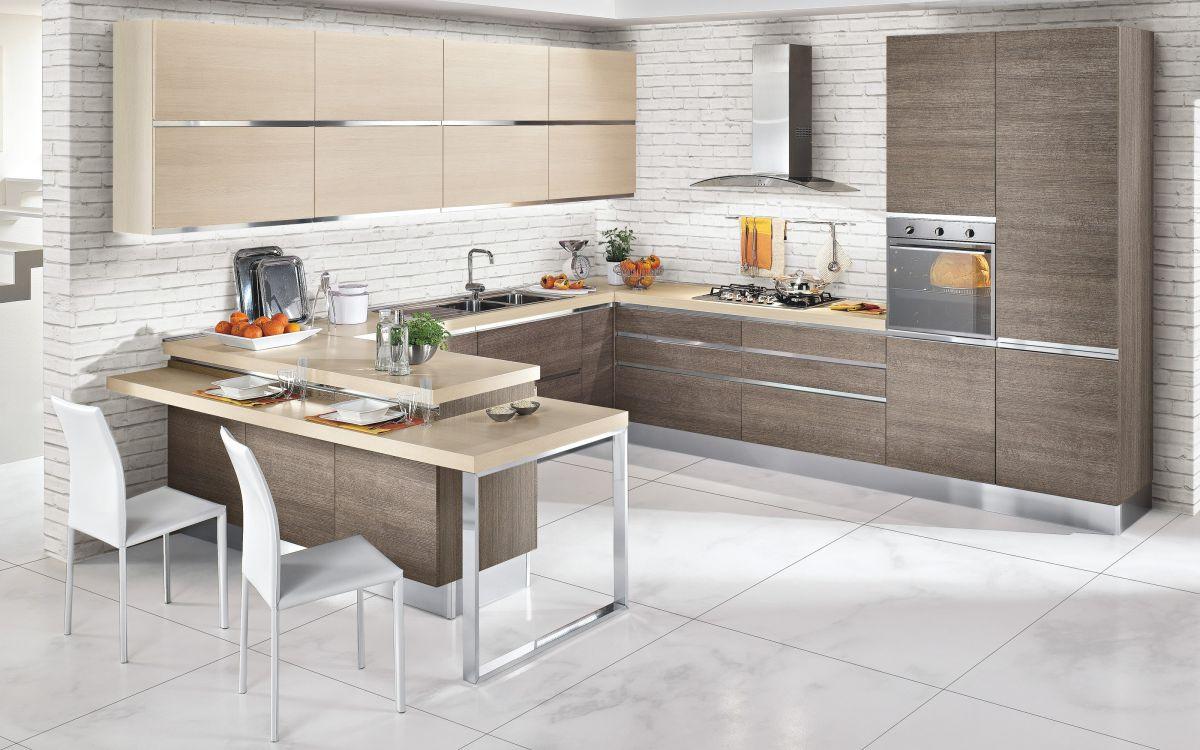 Modernit keittiöt