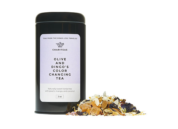 Olive & Dingo's Color Changing Tea (WS)