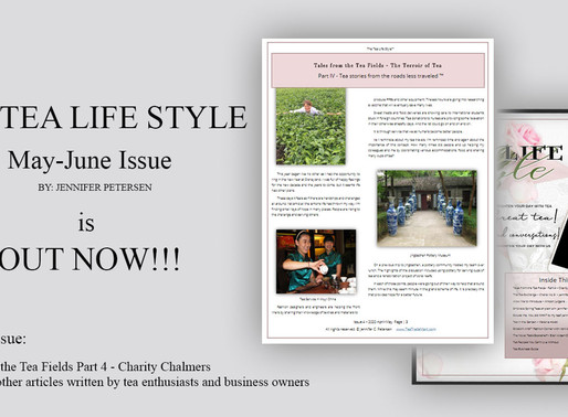 Tea Lifestyle News May-June Issue