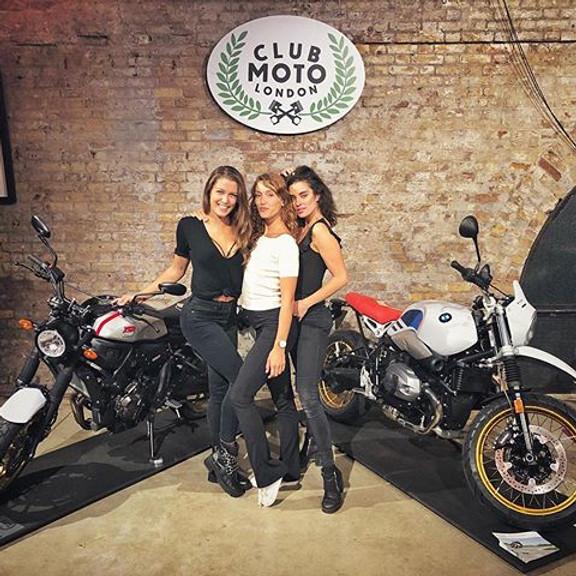 Biker Girls of London