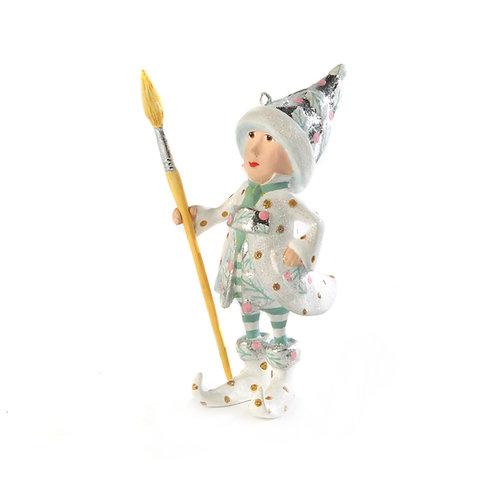 MOONBEAM ELF ORNAMENT - Vixen's Elf