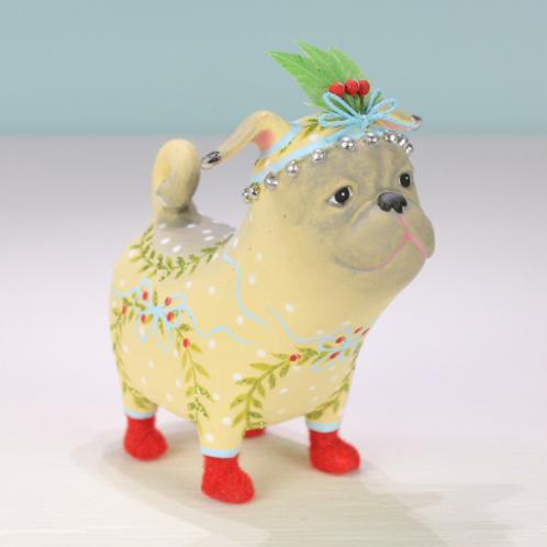 DOGS ORNAMENT - Prudence Pug