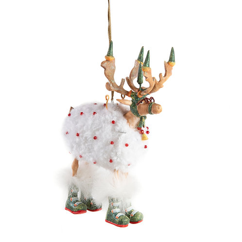 DASH AWAY RENTIER ORNAMENT - Blitzen