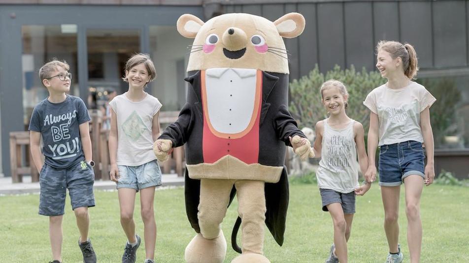 Fröhliche Sommerferien für Familien