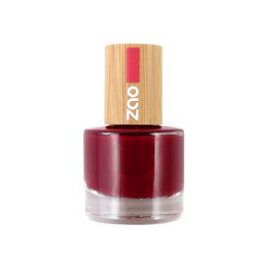 ZAO Nagellack – 668 Rouge passion
