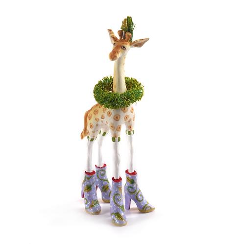 JAMBO! MINI ORNAMENT  - Janet Giraffe
