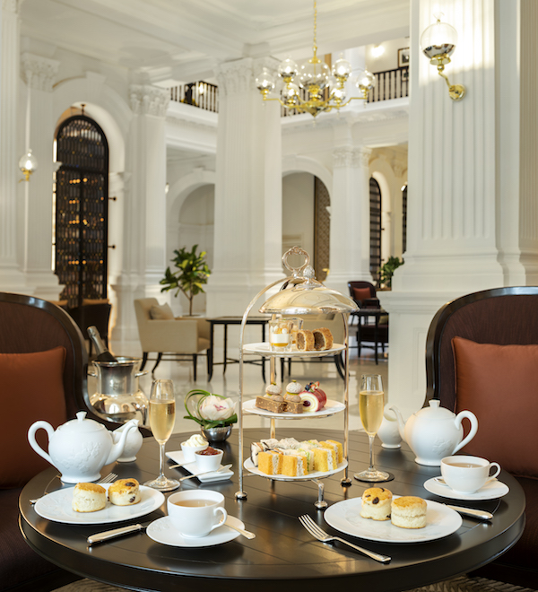 Afternoon Tea at Grand Lobby