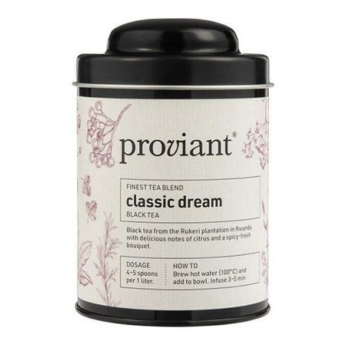 Schwarztee Proviant «Classic Dream», Dose 100 gr.
