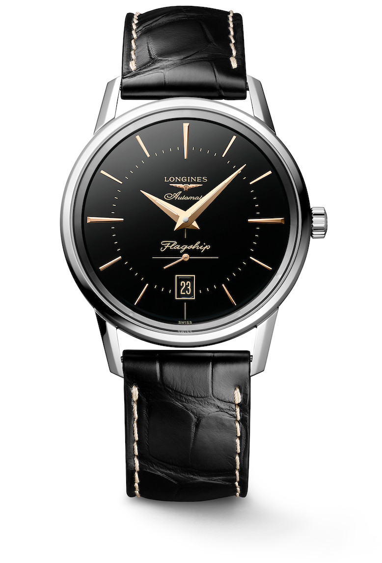 ©Longines Flagship Heritage L4.795.4.58.0