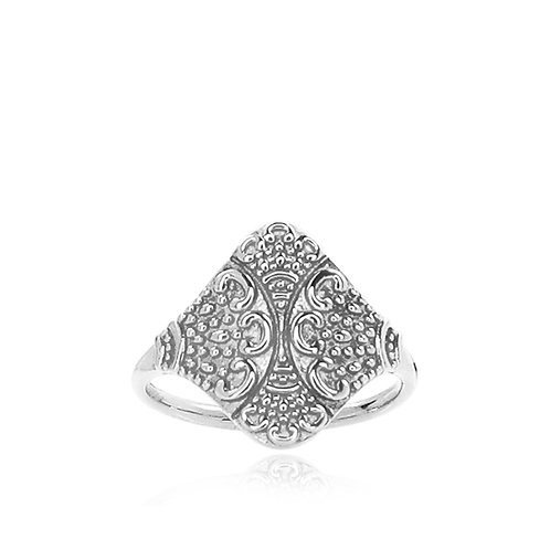 BOHEMIAN RING Silber