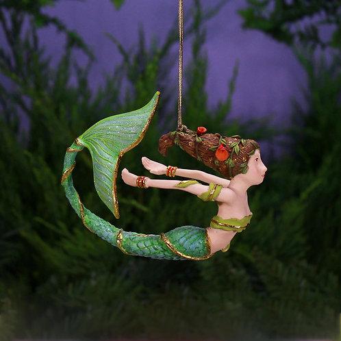 MERMAID ORNAMENT - Mercy Mermaid