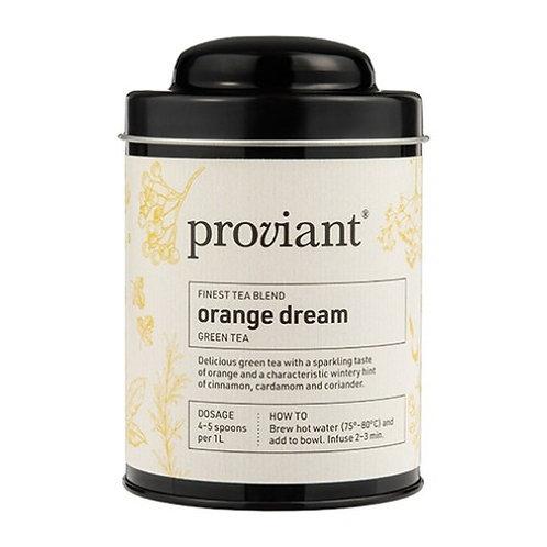 Grüntee Proviant «Orange Dream», Dose 100 gr.