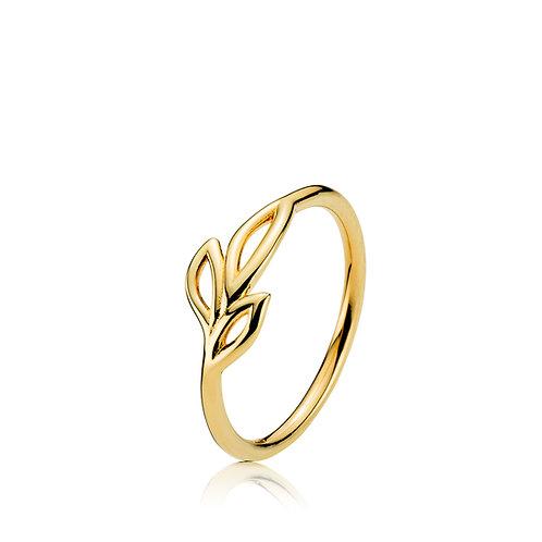 DREAMY RING Silber vergoldet