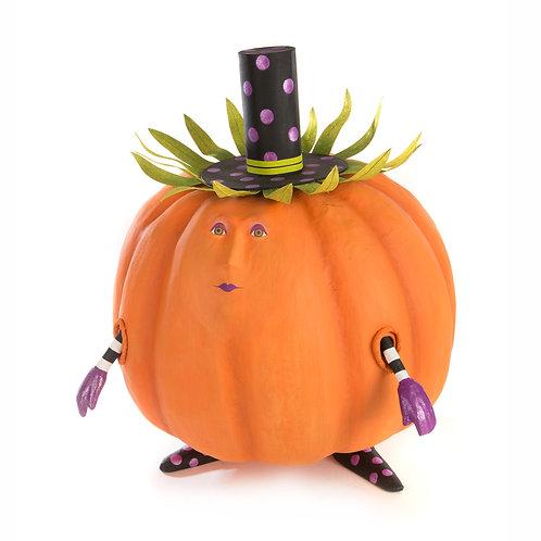 HALLOWEEN FIGUREN - Gourdon Pumpkin Display Figure