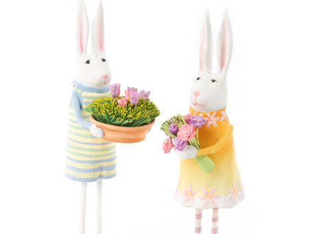 Ostern mit Bunny & Co.