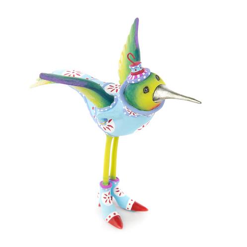 JAMBO! ORNAMENT - Dinger Hummingbird
