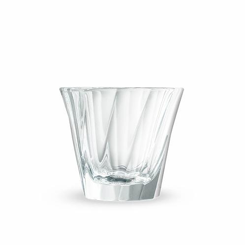 Urban Glass – gedrehtes Cortado Glas 120 ml