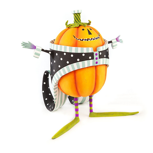 "HALLOWEEN FIGUREN - ""Jimbo Pumpkin"""