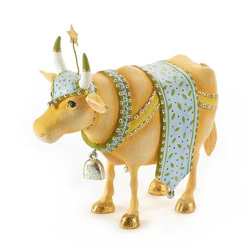 NATIVITY FIGUREN - Manger Cow