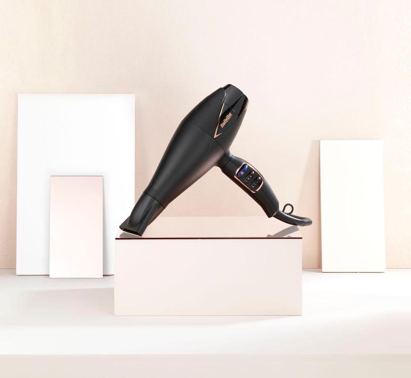Salon Air Brilliance Haartrockner D665CHE von BaByliss zu gewinnen!
