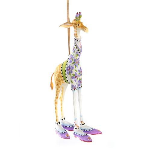 JAMBO! ORNAMENT - George Giraffe