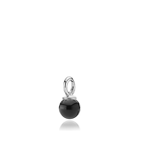 PEARLY ANHÄNGER Silber - Onyx