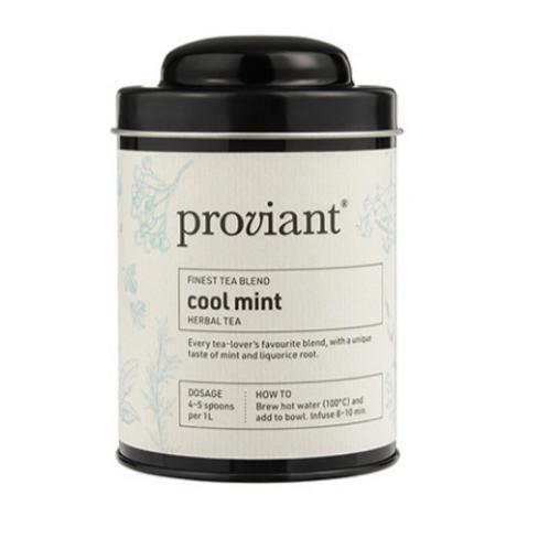 Pfefferminztee Proviant «Cool Mint», Dose 100 gr.