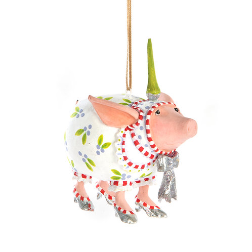 PIGS MINI ORNAMENT - Nanette Pig