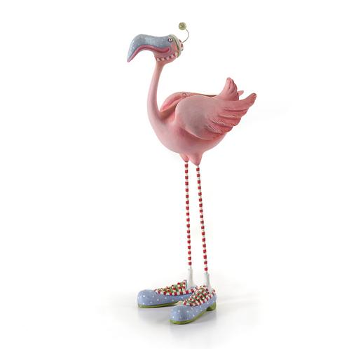 JAMBO! DISPLAY FIGUREN - Sheila Flamingo