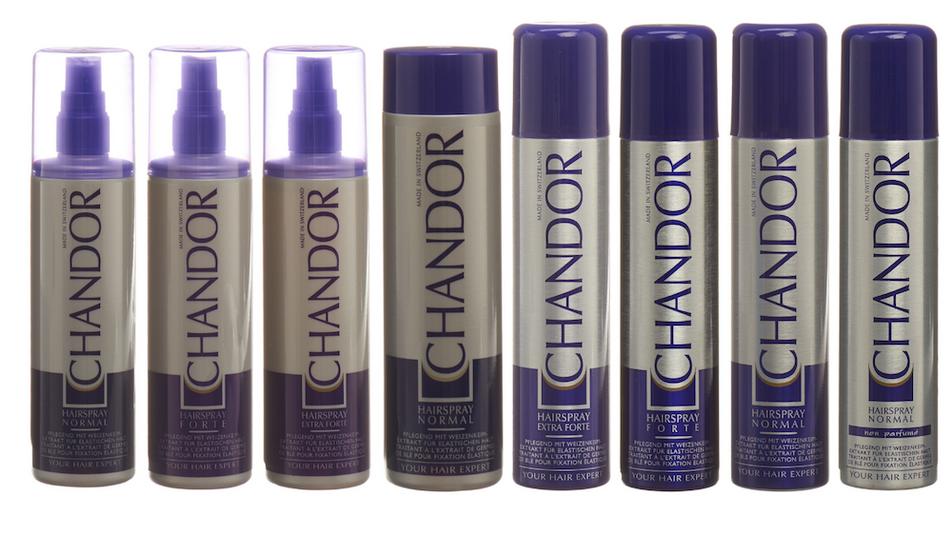 Wir verlosen 3 Hairstyling-Sets von Chandor