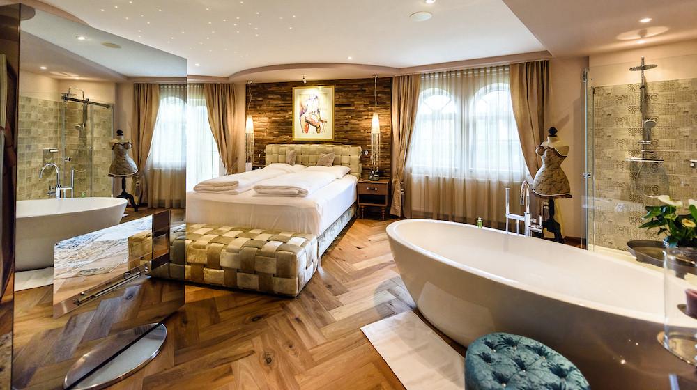 Genießerhotel Bergergut, Romantik-Suite, Foto: Bergergut