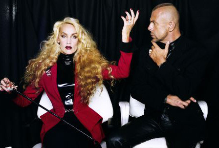 Jerry Hall ©Thierry Mugler: Couturissime