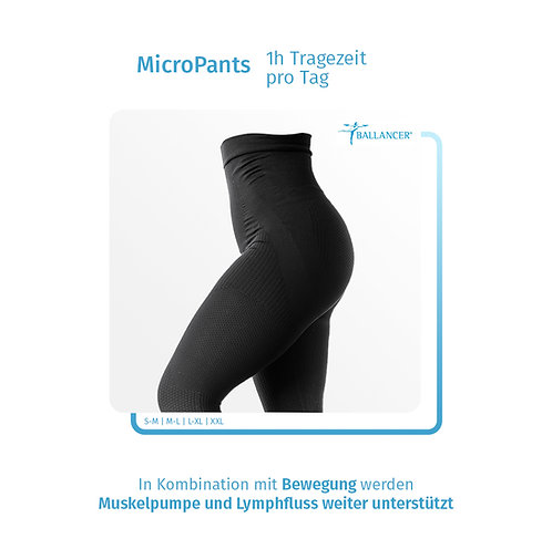 Ballancer MicroPant, Bodyshaping underwear