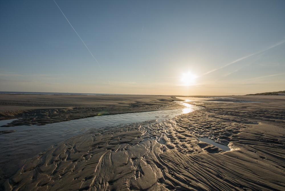 Die Weite des Wattenmeers auf Spiekeroog ©Patrick Kösters