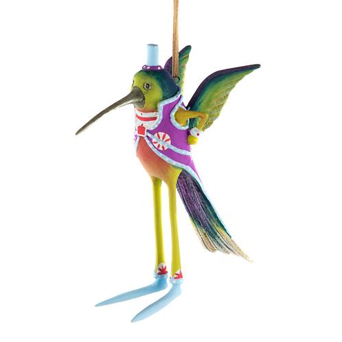 JAMBO! ORNAMENT - Heek Hummingbird