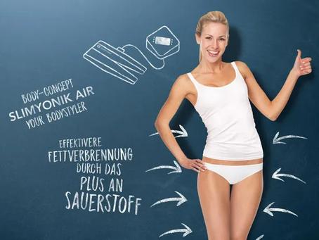 Ganz entspannt zu Ihrer Wunschfigur: Mit dem SLIMYONIK® | AIR Bodystyler!