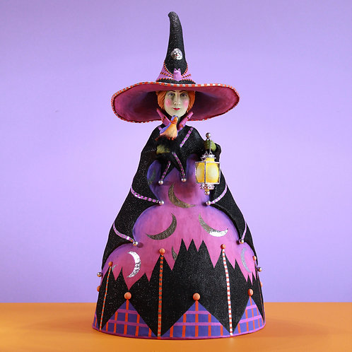 HALLOWEEN FIGUREN - Bat Witch